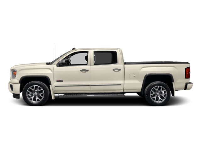 2014 GMC Sierra 1500 Pictures Sierra 1500 Crew Cab 2WD photos side view