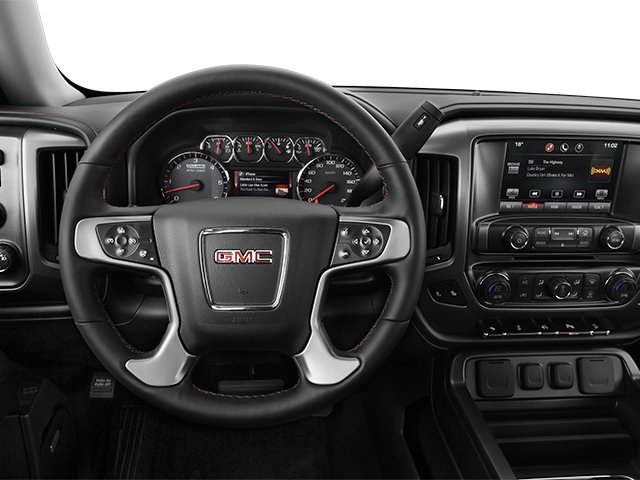 2014 GMC Sierra 1500 Pictures Sierra 1500 Crew Cab 2WD photos driver's dashboard