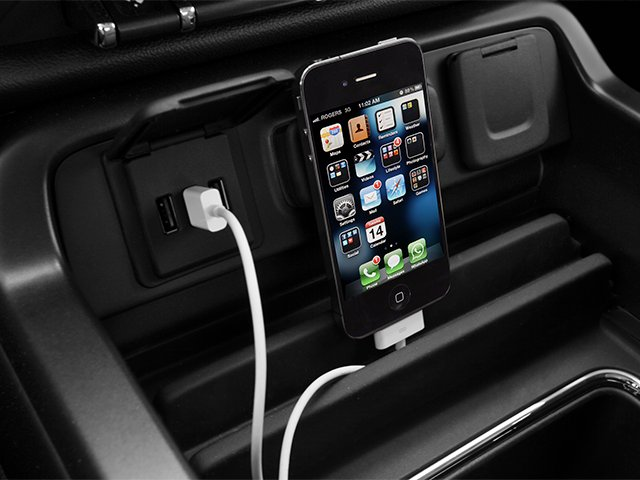 2014 GMC Sierra 1500 Pictures Sierra 1500 Crew Cab 2WD photos iPhone Interface