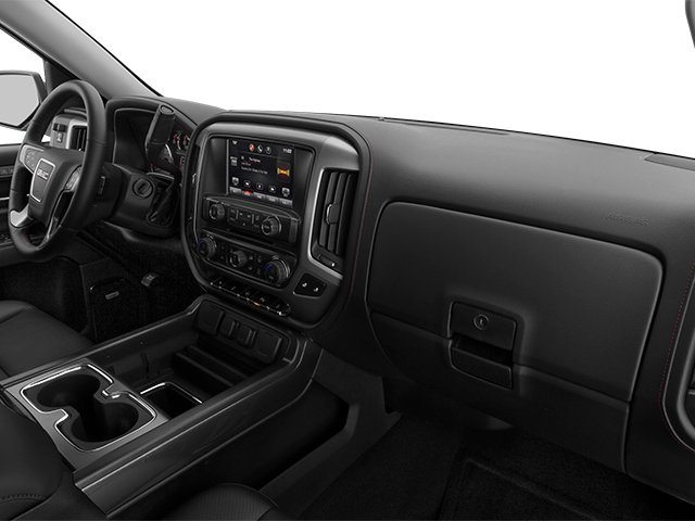 2014 GMC Sierra 1500 Prices and Values Crew Cab SLT 4WD passenger's dashboard