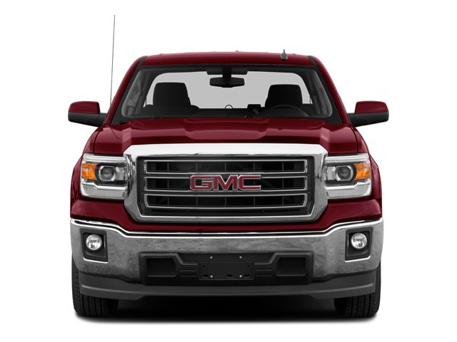 2014 GMC Sierra 1500 Pictures Sierra 1500 Extended Cab SLE 2WD photos front view