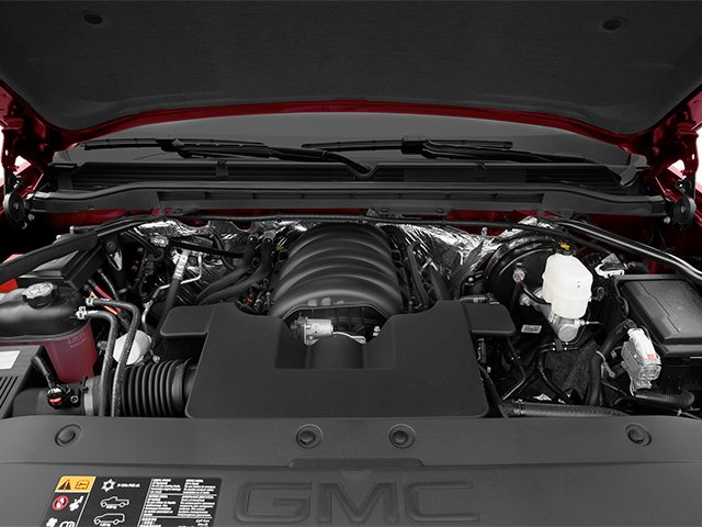 2014 GMC Sierra 1500 Pictures Sierra 1500 Extended Cab SLE 2WD photos engine