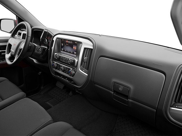2014 GMC Sierra 1500 Pictures Sierra 1500 Extended Cab SLE 2WD photos passenger's dashboard