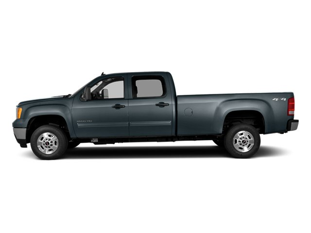 2014 GMC Sierra 2500HD Pictures Sierra 2500HD Crew Cab SLT 2WD photos side view