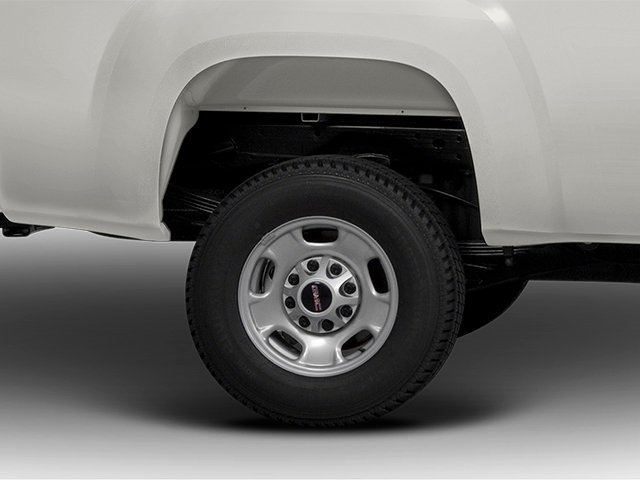 2014 GMC Sierra 3500HD Prices and Values Regular Cab SLE 4WD wheel