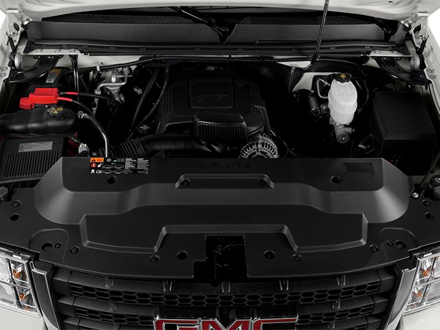 2014 GMC Sierra 2500HD Prices and Values Regular Cab SLE 2WD engine