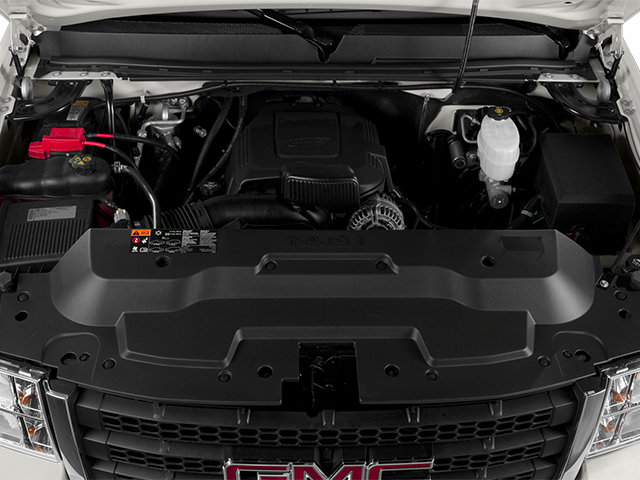2014 GMC Sierra 3500HD Prices and Values Regular Cab SLE 4WD engine