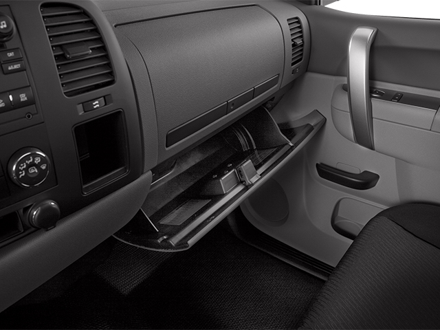 2014 GMC Sierra 3500HD Prices and Values Regular Cab SLE 4WD glove box