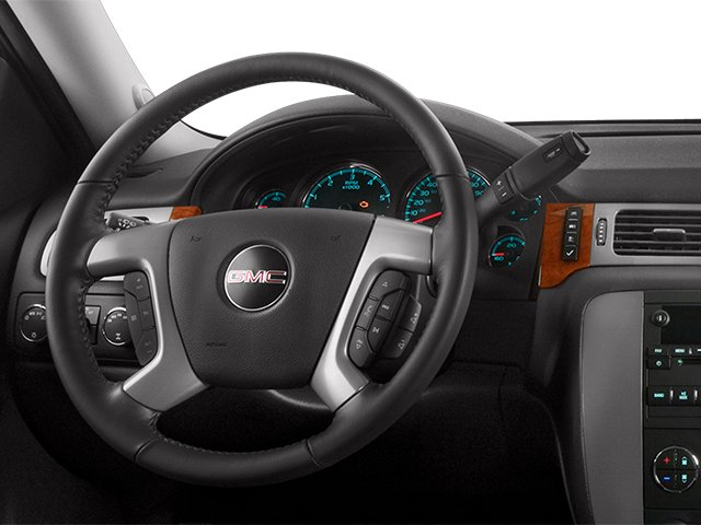 2014 GMC Yukon Pictures Yukon Utility 4D SLT 2WD photos driver's dashboard
