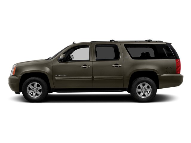 2014 GMC Yukon XL Pictures Yukon XL Utility K1500 SLE 4WD photos side view
