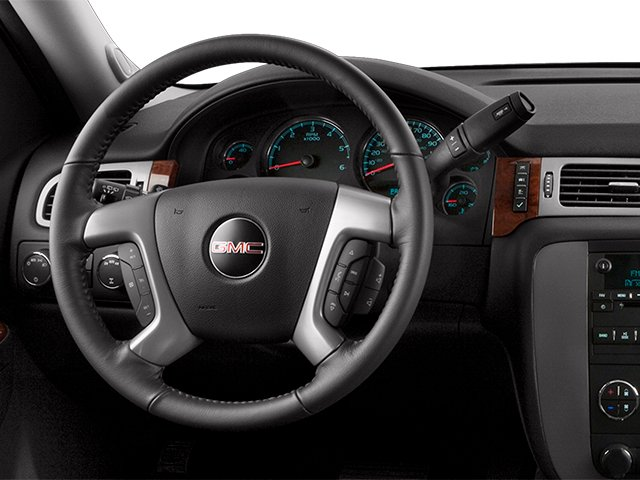 2014 GMC Yukon XL Pictures Yukon XL Utility K1500 SLE 4WD photos driver's dashboard