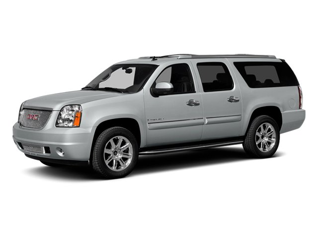 2014 GMC Yukon XL Prices and Values Utility 4D XL AWD side front view