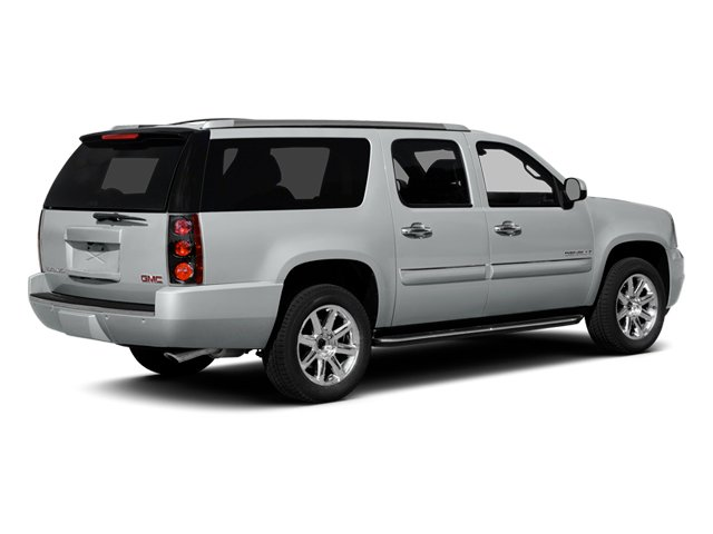 2014 GMC Yukon XL Prices and Values Utility 4D XL AWD side rear view