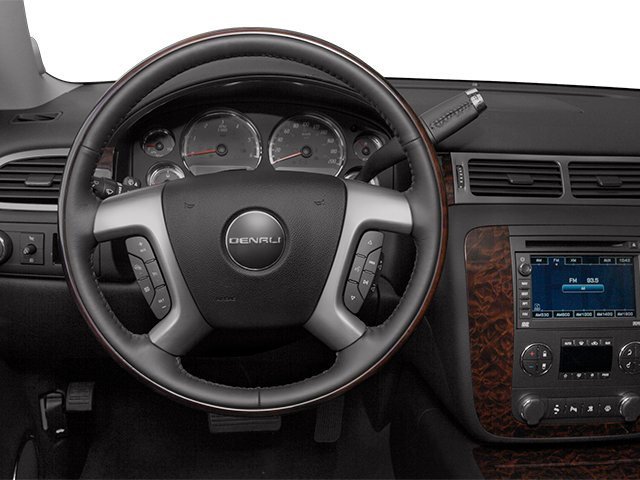 2014 GMC Yukon XL Prices and Values Utility 4D XL AWD driver's dashboard