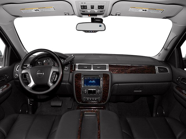 2014 GMC Yukon XL Prices and Values Utility 4D XL AWD full dashboard