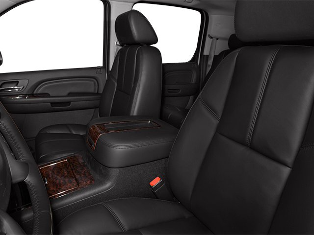 2014 GMC Yukon XL Prices and Values Utility 4D XL AWD front seat interior