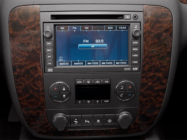 2014 GMC Yukon XL Prices and Values Utility 4D XL AWD stereo system
