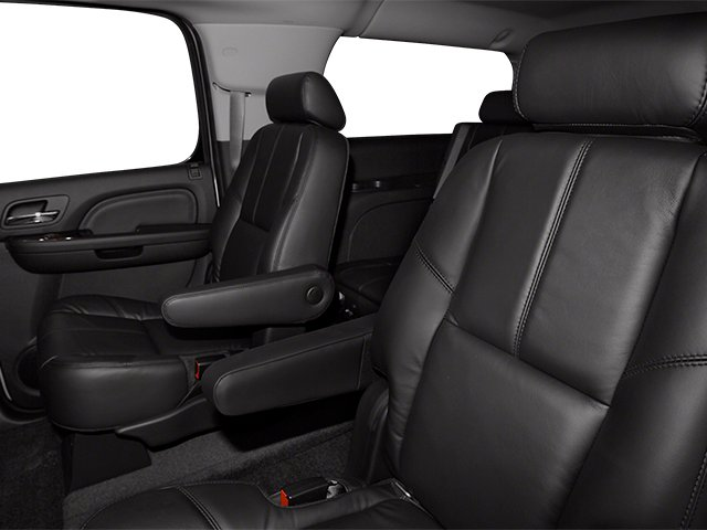2014 GMC Yukon XL Prices and Values Utility 4D XL AWD backseat interior