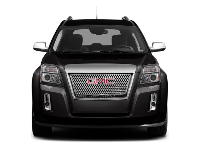 2014 GMC Terrain Prices and Values Utility 4D Denali 2WD front view