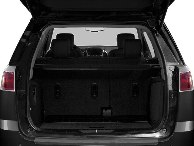 2014 GMC Terrain Prices and Values Utility 4D Denali 2WD open trunk