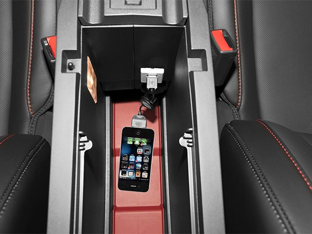 2014 GMC Terrain Prices and Values Utility 4D Denali 2WD iPhone Interface