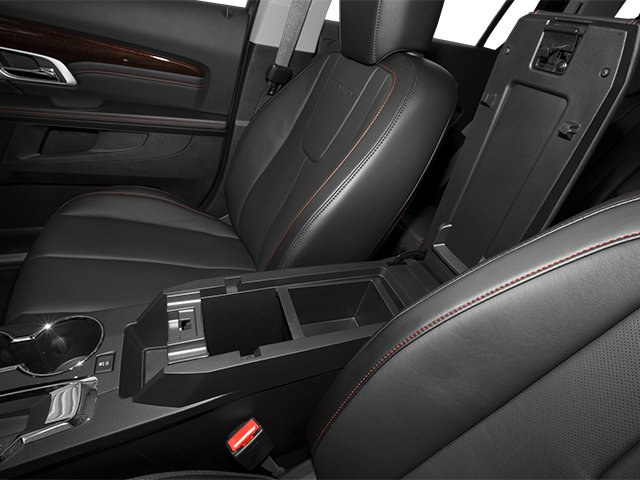 2014 GMC Terrain Prices and Values Utility 4D Denali 2WD center storage console