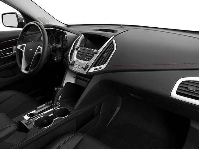 2014 GMC Terrain Prices and Values Utility 4D Denali 2WD passenger's dashboard