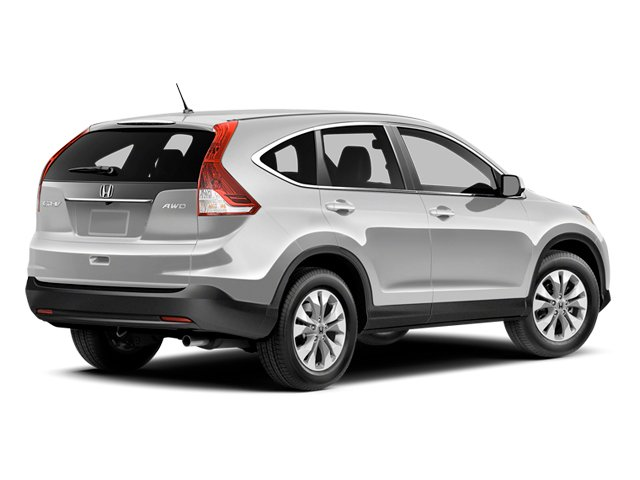 2014 Honda CR-V Prices and Values Utility 4D EX 4WD I4 side rear view