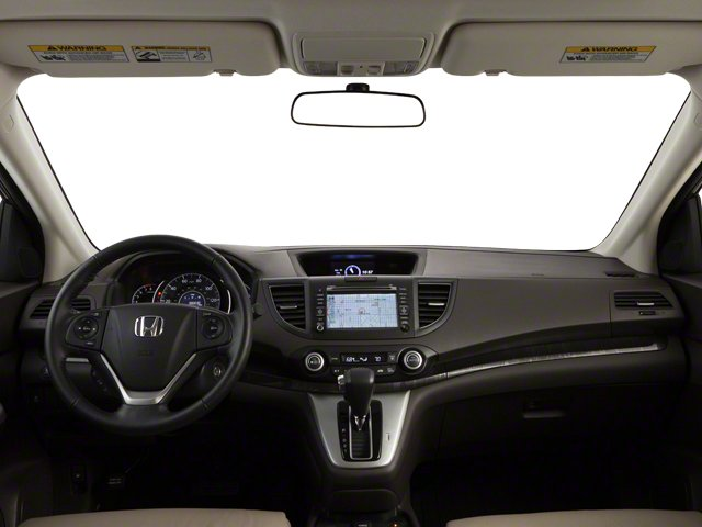 2014 Honda CR-V Prices and Values Utility 4D EX 4WD I4 full dashboard