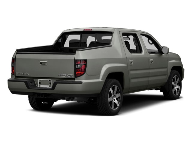 2014 Honda Ridgeline Prices and Values Utility 4D SE 4WD side rear view