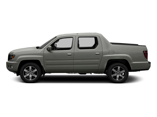 2014 Honda Ridgeline Prices and Values Utility 4D SE 4WD side view
