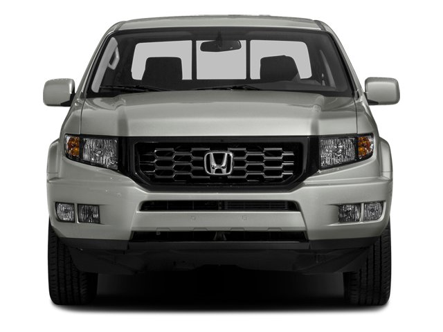 2014 Honda Ridgeline Prices and Values Utility 4D SE 4WD front view