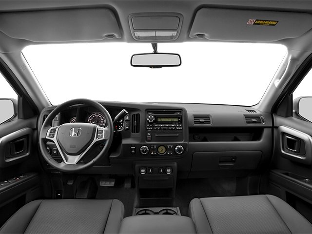 2014 Honda Ridgeline Prices and Values Utility 4D SE 4WD full dashboard