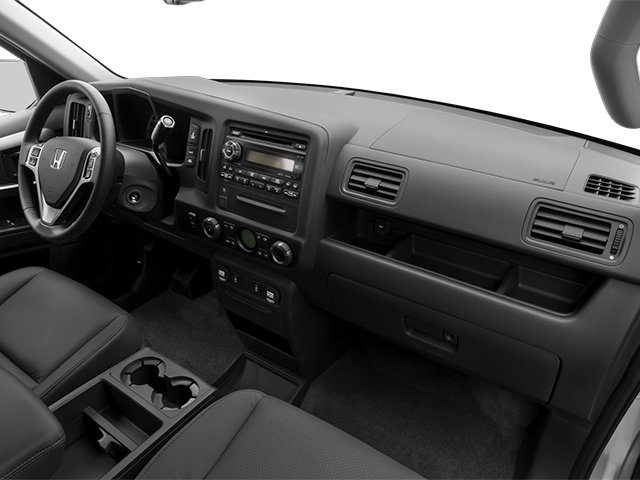 2014 Honda Ridgeline Prices and Values Utility 4D SE 4WD passenger's dashboard
