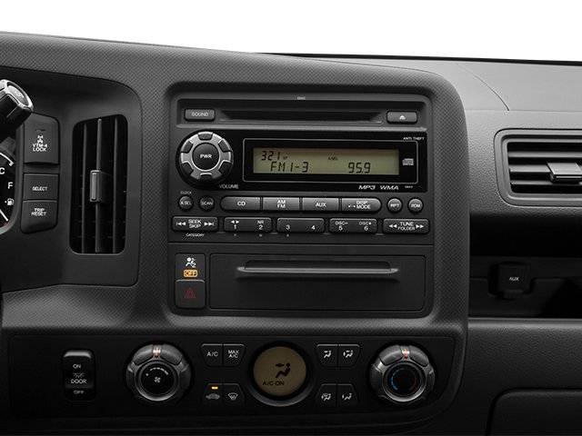 2014 Honda Ridgeline Prices and Values Utility 4D SE 4WD navigation system