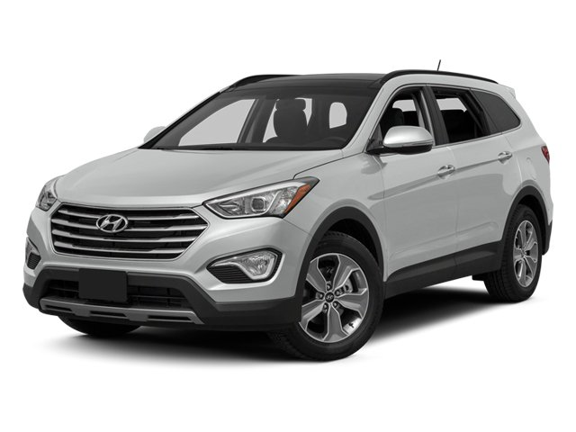 2014 Hyundai Santa Fe Pictures Santa Fe Utility 4D GLS Technology AWD photos side front view