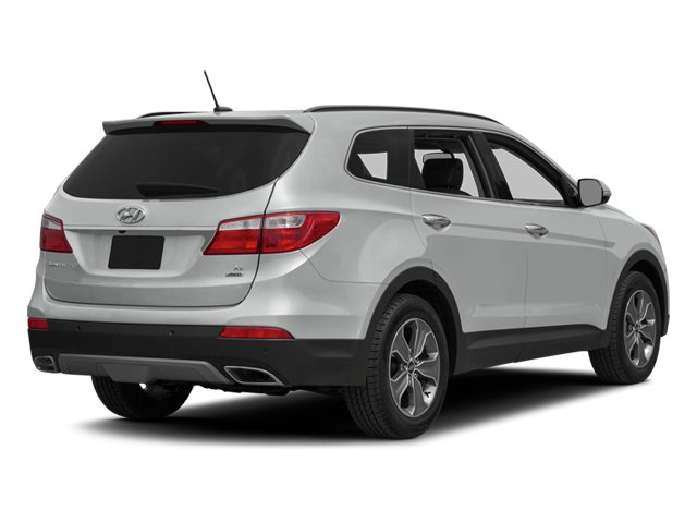 2014 Hyundai Santa Fe Pictures Santa Fe Utility 4D GLS Technology AWD photos side rear view
