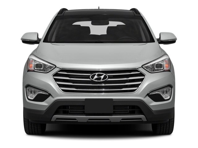 2014 Hyundai Santa Fe Pictures Santa Fe Utility 4D GLS Technology AWD photos front view