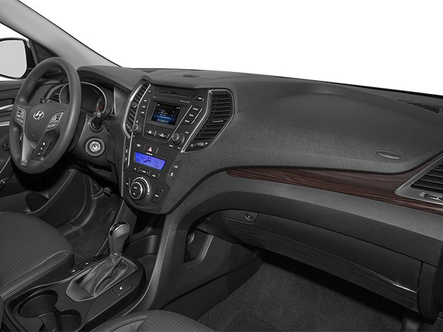 2014 Hyundai Santa Fe Prices and Values Utility 4D GLS Ultimate 2WD passenger's dashboard