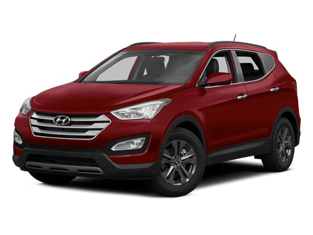 2014 Hyundai Santa Fe Sport Prices and Values Utility 4D Sport 2.0T AWD side front view