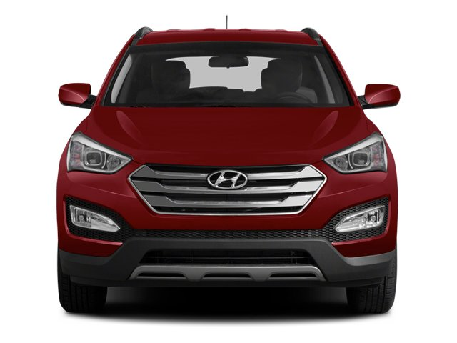 2014 Hyundai Santa Fe Sport Prices and Values Utility 4D Sport 2.0T AWD front view