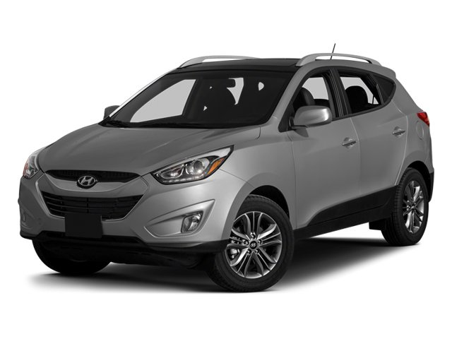 2014 Hyundai Tucson Pictures Tucson Utility 4D Limited AWD I4 photos side front view