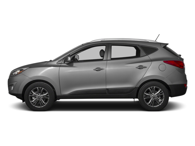 2014 Hyundai Tucson Pictures Tucson Utility 4D Limited AWD I4 photos side view