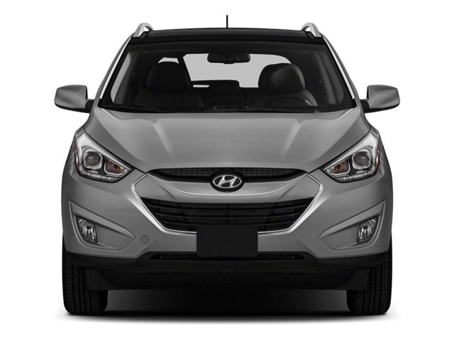 2014 Hyundai Tucson Pictures Tucson Utility 4D Limited AWD I4 photos front view