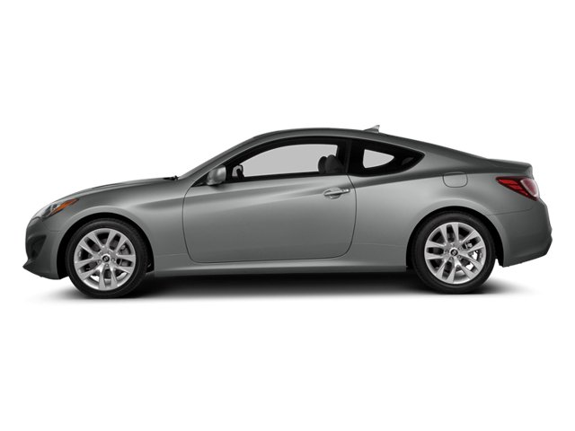 2014 Hyundai Genesis Coupe Prices and Values Coupe 2D Premium I4 Turbo side view