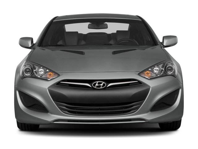 2014 Hyundai Genesis Coupe Prices and Values Coupe 2D Premium I4 Turbo front view
