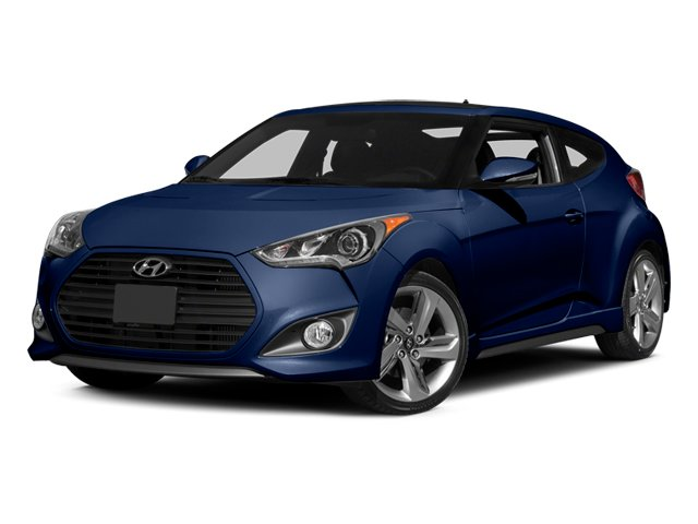 Hyundai Veloster Coupe 2014 Coupe 2D R-Spec I4 Turbo - Фото 1