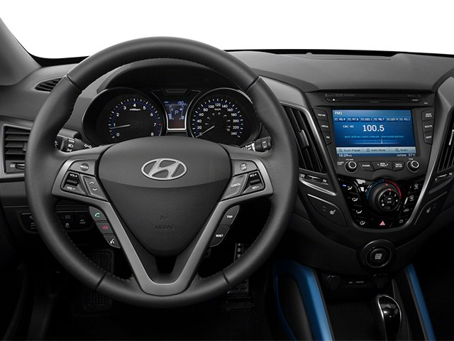 Hyundai Veloster Coupe 2014 Coupe 2D R-Spec I4 Turbo - Фото 4