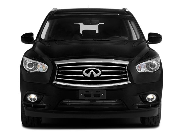 2014 INFINITI QX60 Pictures QX60 Utility 4D AWD V6 photos front view