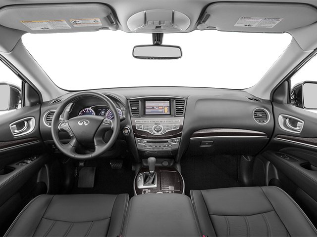 2014 INFINITI QX60 Prices and Values Utility 4D AWD V6 full dashboard